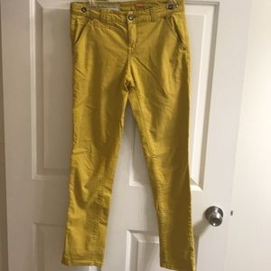 Pilcro pants from Anthropologie, size 26